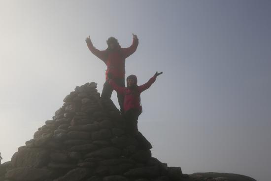 Aviemore, UK: The Summit