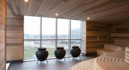 Helmond, Ολλανδία: Panorama sauna