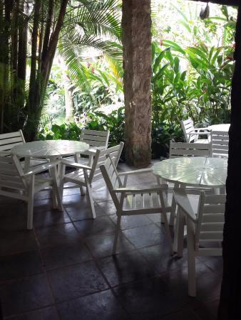 Parque Hotel Pereque: hotel