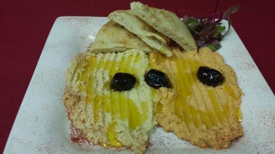 Jeffersonville, IN: Olive Leaf Bistro