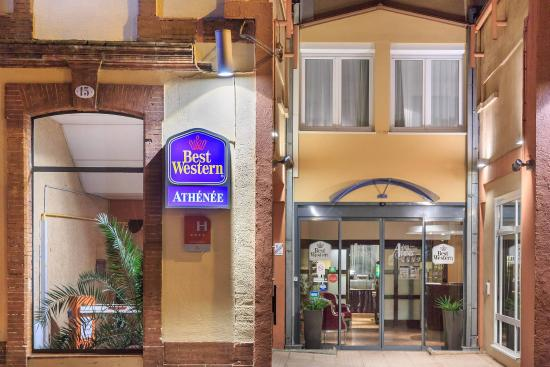 Photo of BEST WESTERN Hotel Athenee by HappyCulture Toulouse
