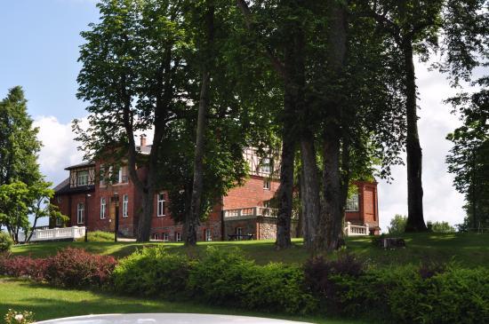Sieksate, Letland: Особняк-отель