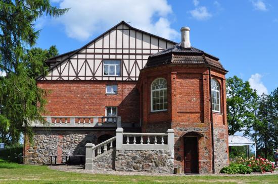 Sieksate, ลัตเวีย: Особняк-отель