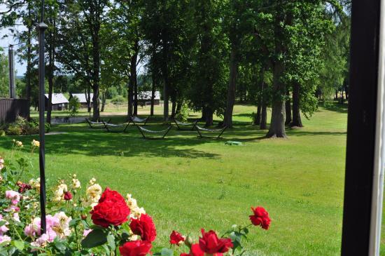 Sieksate, Lettland: Место для отдыха
