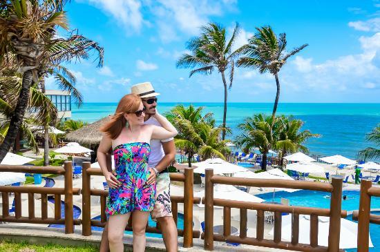 Ocean Palace Beach Resort Bungalows Ensaio Fotográfico Marcela Karine Beyoncé