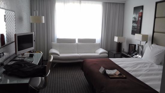 Pestana Chelsea Bridge Hotel & Spa London: room