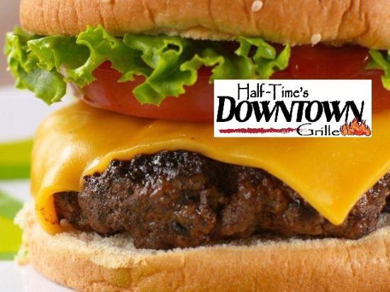 Mukwonago, Висконсин: 1/2 Pound Angus Sirloin Burgers/Chicken