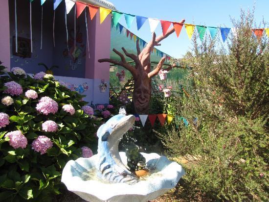 Swellendam fairy sanctuary: Play area