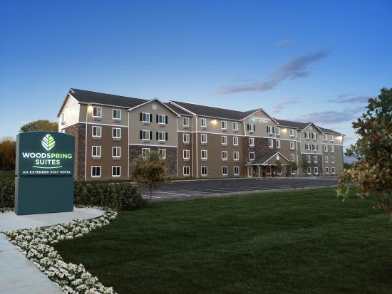‪WoodSpring Suites Frederick‬