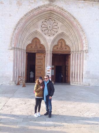 Cattedrale Assisi - Foto di B&B Le Terrazze, Perugia - TripAdvisor