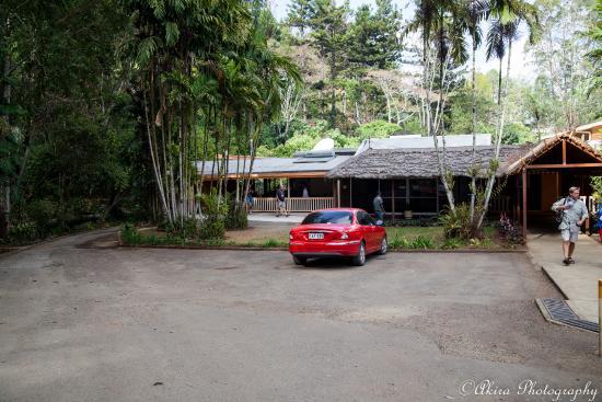 Goroka, Papouasie-Nouvelle-Guinée : Pacific Gardens Hotel