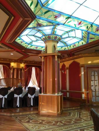 Dom Tatarskoi Kulinarii: второй этаж