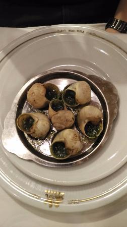 Brasserie Bofinger : Escargots