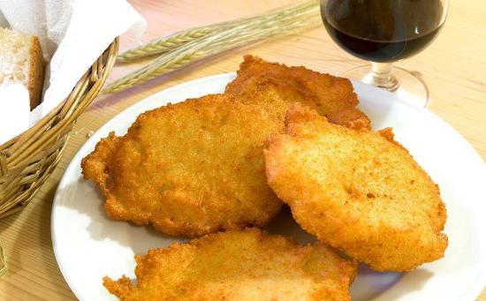 Agritur alle Gorghe: Tortel de patate