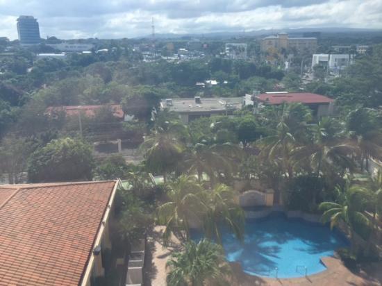 InterContinental Real Managua at Metrocentro Mall : Piscina