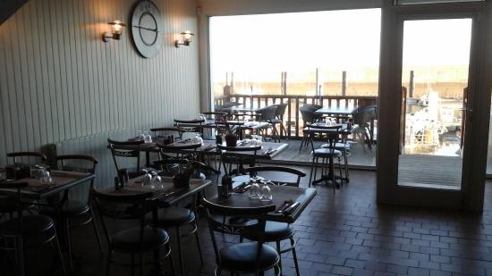 Bourcefranc le Chapus, Prancis: Salle de restaurant