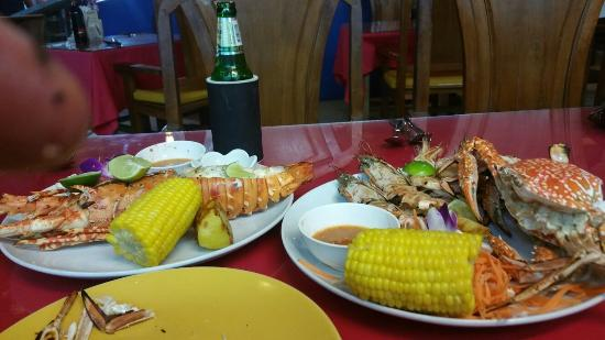 Motherland seafood