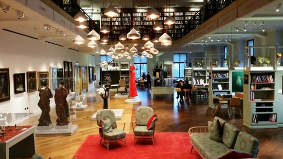 The Reading Room at Wellcome Collection