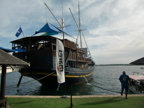 Colonia, Federalne Stany Mikronezji: Restaurant