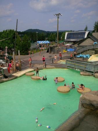 parc aquatique mont st sauveur