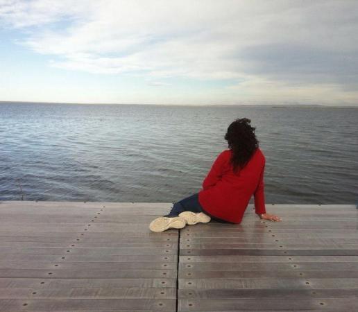 Provincia de Río Negro, Argentina: Lago Pellegrini