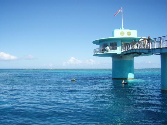 フィッシュアイマリンパーク海中展望塔, フィッシュアイマリンパーク