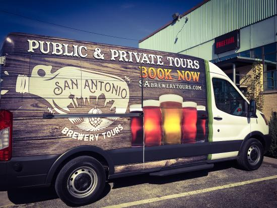 ‪San Antonio Brewery Tours‬