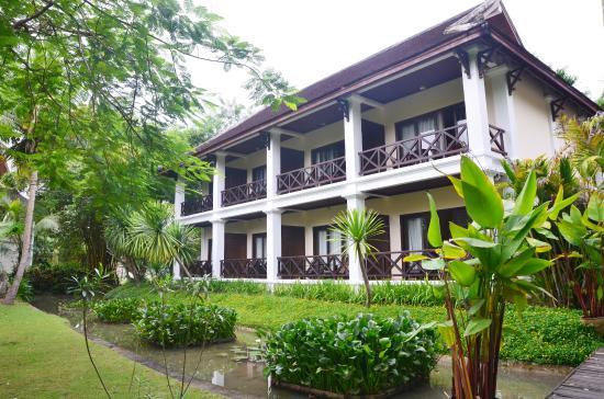 Chambre Villa Santi Resort Deluxe Picture Of Villa Santi Hotel