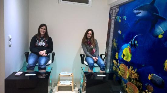Garra Rufa Therapy Chalkida