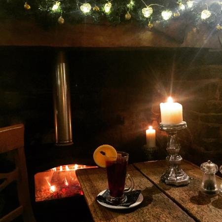 The Angel: Mulled Wine