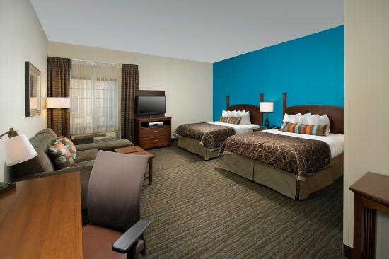 Staybridge Suites Baltimore BWI Airport: Two Bed Standard Suite