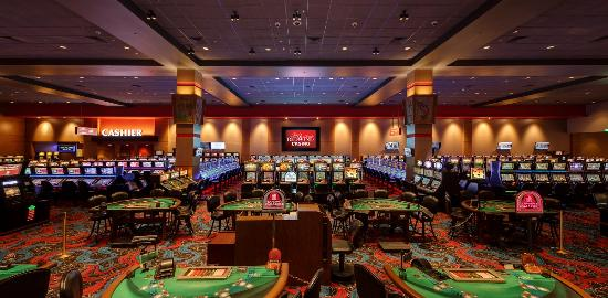 Nisqually Red Wind Casino : We have a variety of table games to play at Red Wind Casino