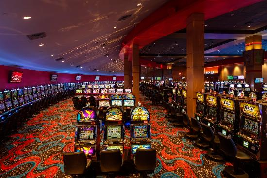 Nisqually Red Wind Casino : Red Wind has new slots every month