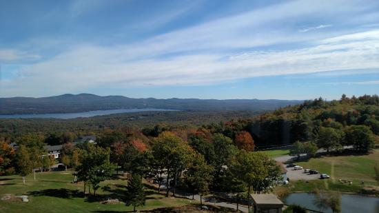Sanbornton, NH: View from the Tower