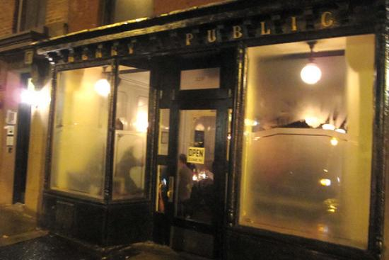 Photo of American Restaurant Henry Public at 329 Henry St, Brooklyn, NY 11201, United States
