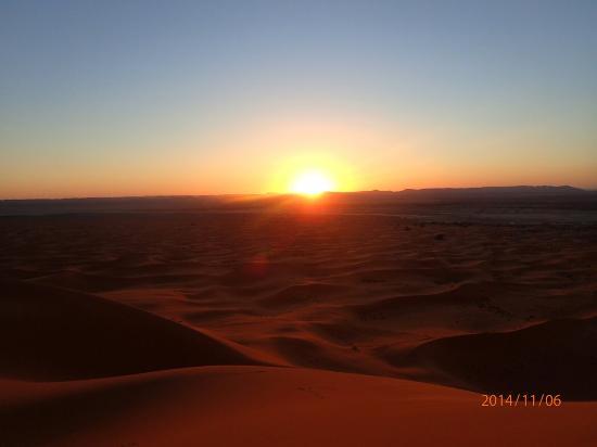 Bajar Por Marruecos