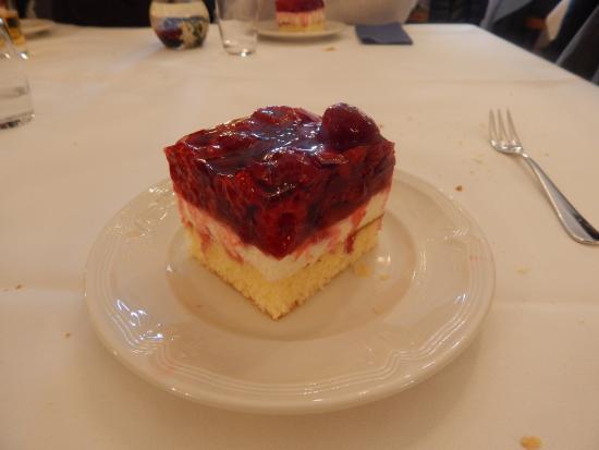 Hotel Muller Restaurant Acht-Eck : il dolce