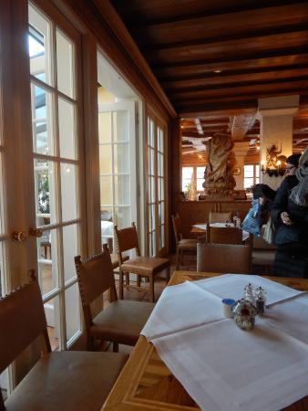 Hotel Muller Restaurant Acht-Eck : altro angolo del locale1