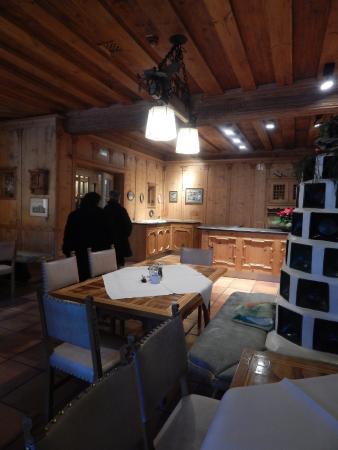 Hotel Muller Restaurant Acht-Eck : altro angolo del locale2