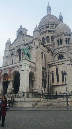 Basilique du Sacre-Coeur de Montmartre Photo