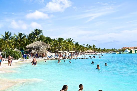 Van Der Valk Kontiki Beach Resort Curacao En Cabana