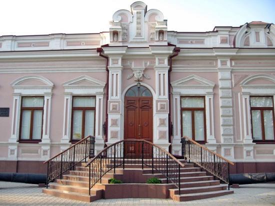 Izmail Historical Museum A.V. Suvorov