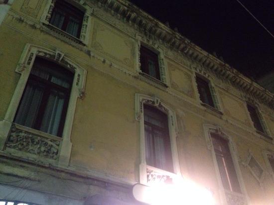 Hotel Nuovo: окна моего номера