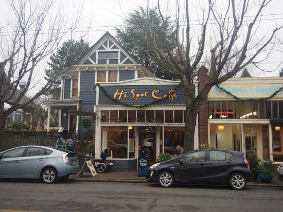 Hi Spot Cafe Hours