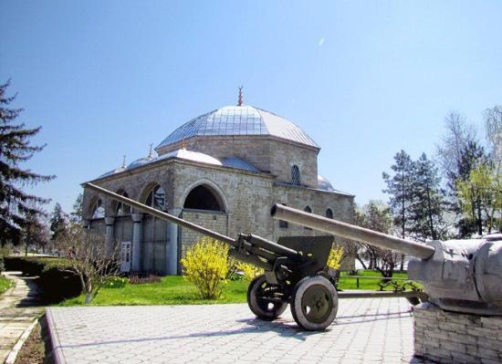 Diorama Sturm Fortress of Izmail