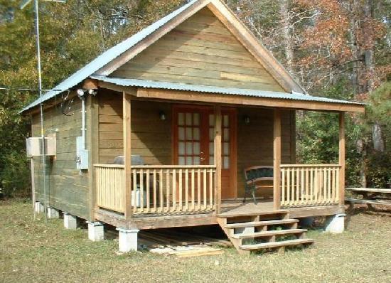 Bogalusa, LA: Lumberjack Cabin
