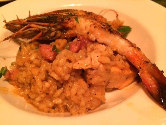 Jambalaya picture of red fish grill new orleans for Red fish grill