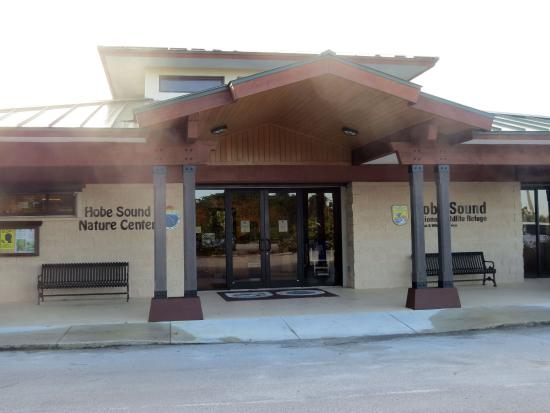 Hobe Sound Nature Center Gift And Exhibits