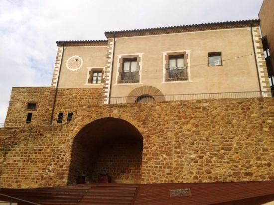 Vacarisses, España: Vista exterior