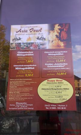 Asia Pearl Restaurant